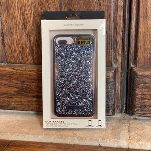 Nanette Lapore Sparkly iPhone Case